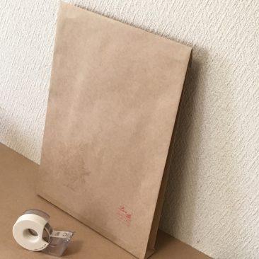 アリスうさぎの封筒で・・・