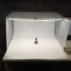 アトリエの引越し2 撮影ボックスを作る
