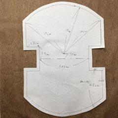ポーチ 型紙 無料 作り方 ハンドメイド シェルポーチ