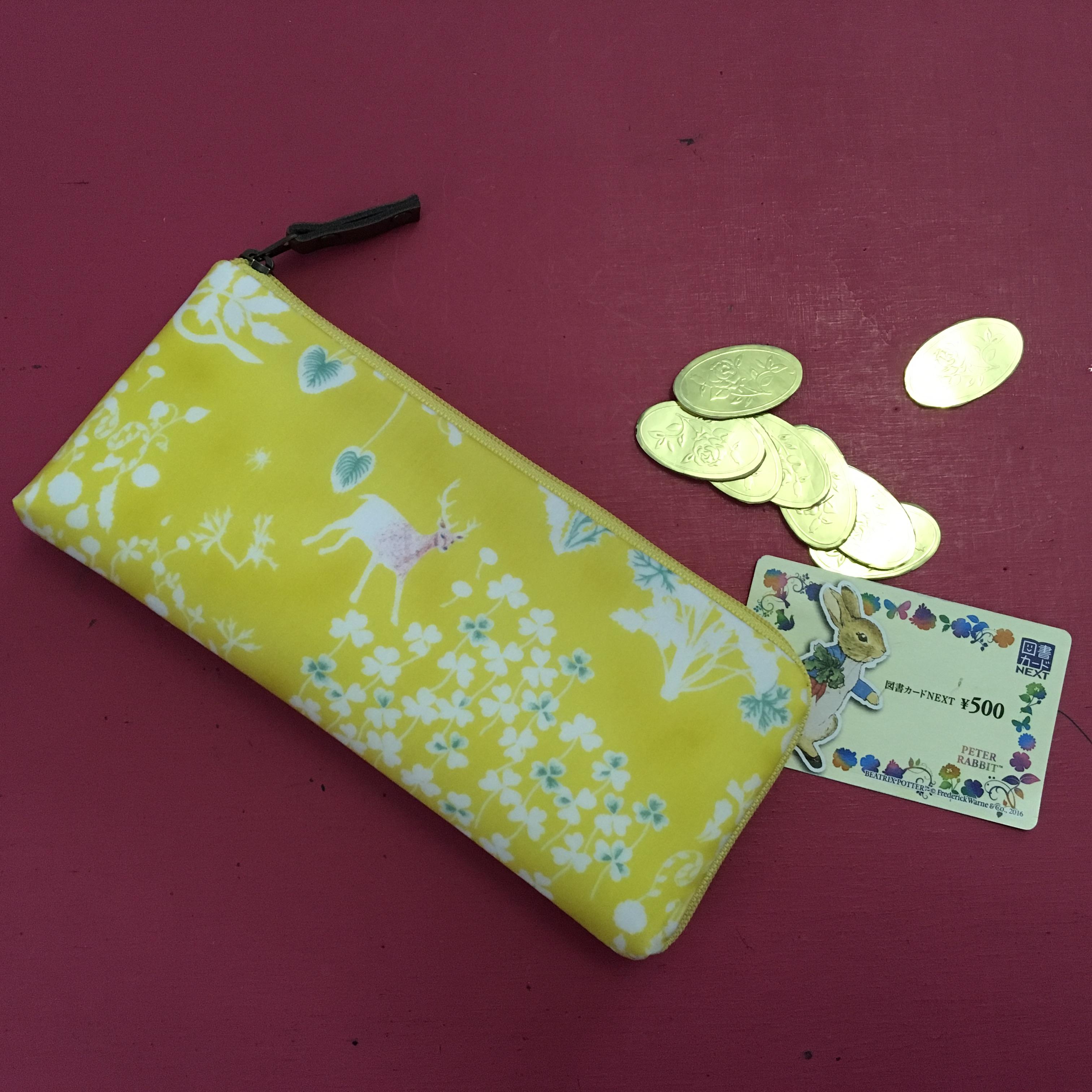 ロングウォレット (L字財布)の作り方について
